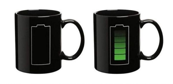 Temperature Mug - Novelty - 1