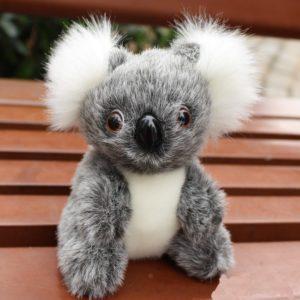 Cute Koala Bear Plush Toy - 4
