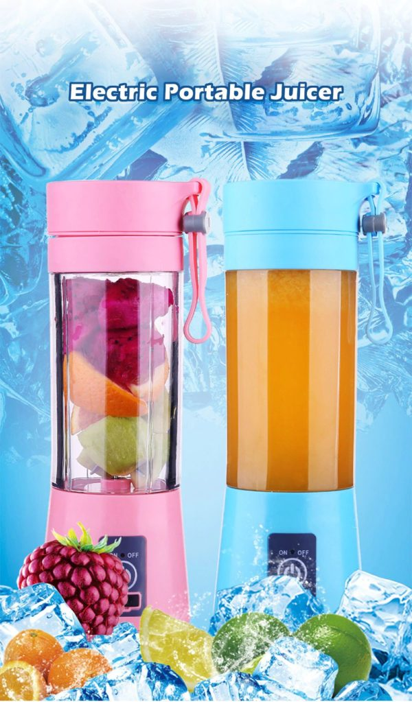 Electric Portable Juicer - 1