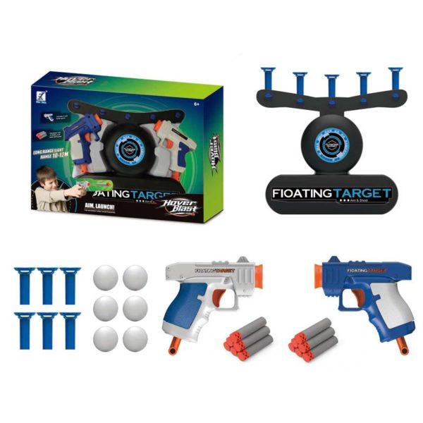 Hover Blast - Floating Target Shooting Game - Kit