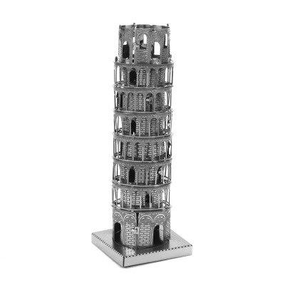 3D Metal Model Building Kits - Famous Buildings - 1