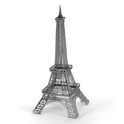 3D Metal Model Building Kits - Famous Buildings - 18