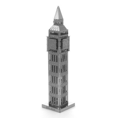 3D Metal Model Building Kits - Famous Buildings - 2