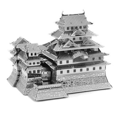 3D Metal Model Building Kits - Famous Buildings - 3