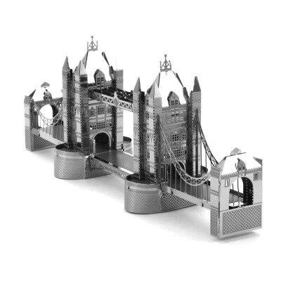 3D Metal Model Building Kits - Famous Buildings - 6