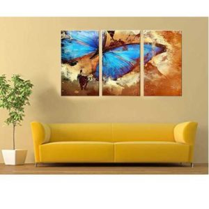Butterfly World Wall Decor Oil Paintings