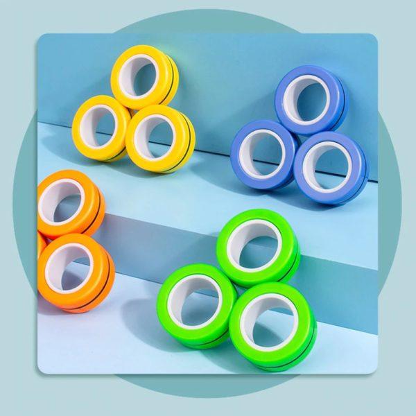 Anti-Stress Magnetic Rings-1