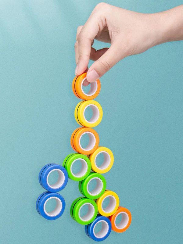 Anti-Stress Magnetic Rings-2