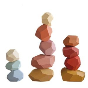 Creative Nordic Style Stacking Game