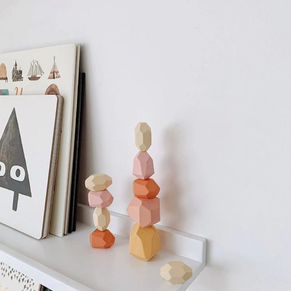 Creative Nordic Style Stacking Game - 6