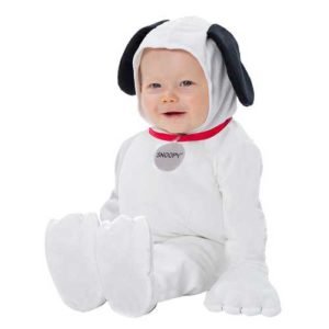 Baby Peanuts Snoopy Infants Costume