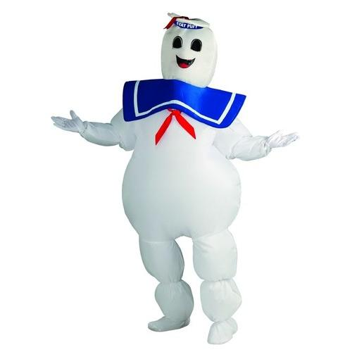 Ghostbusters Marshmallow Man Costume