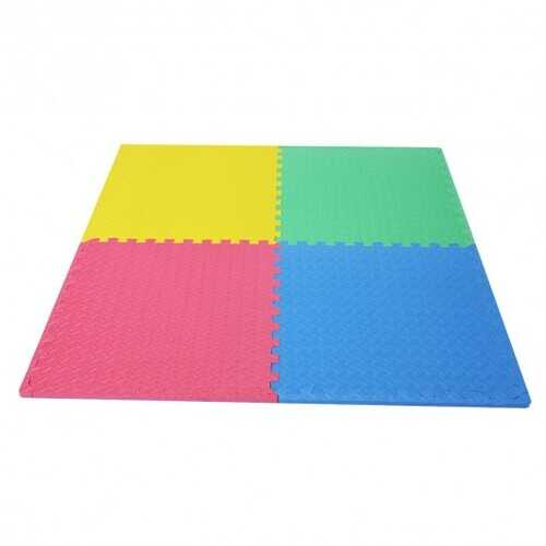 12 piece Kid's Puzzle Exercise Play Mat 1