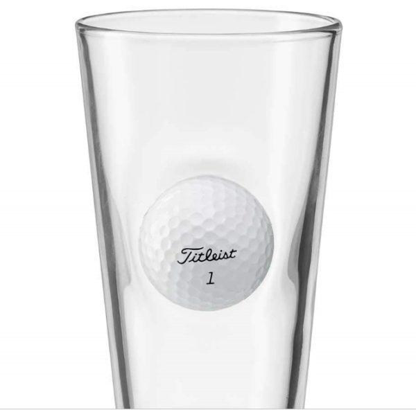 Golf Ball Beer Glass 2