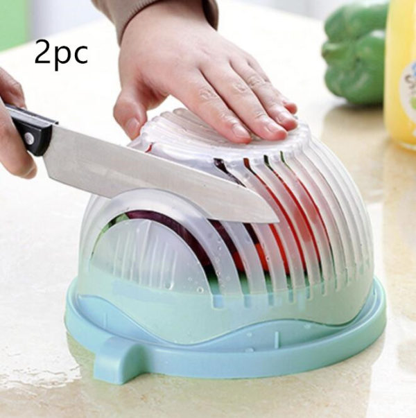 Creative Salad Cutter / Fruit and Vegetable Cutter 9