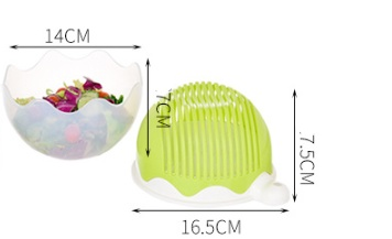 Creative Salad Cutter / Fruit and Vegetable Cutter 7