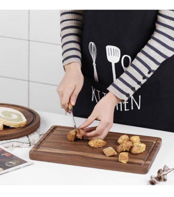 Black Walnut Chopping Board - 1