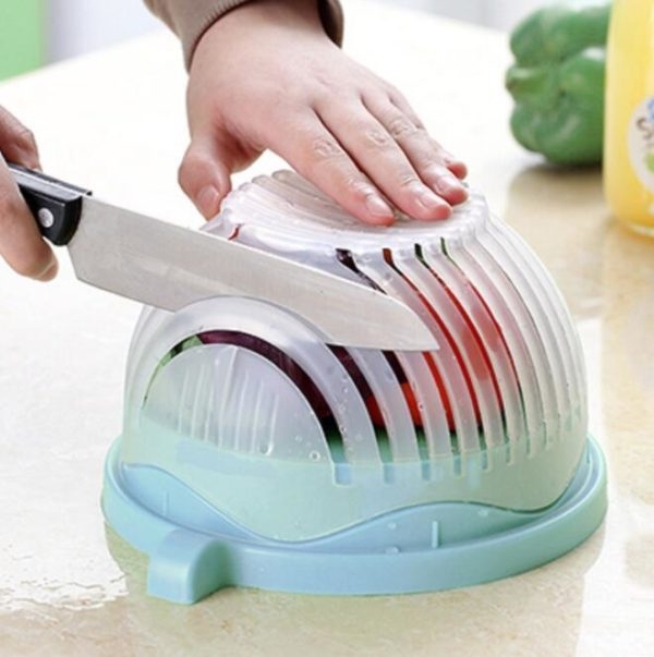 Creative Salad Cutter / Fruit and Vegetable Cutter 4