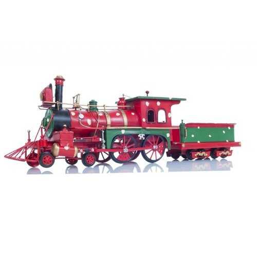 Handmade Christmas Train Model 2