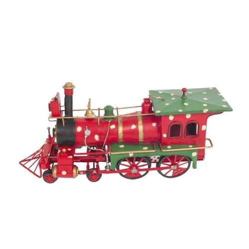 Handmade Christmas Train Model 4