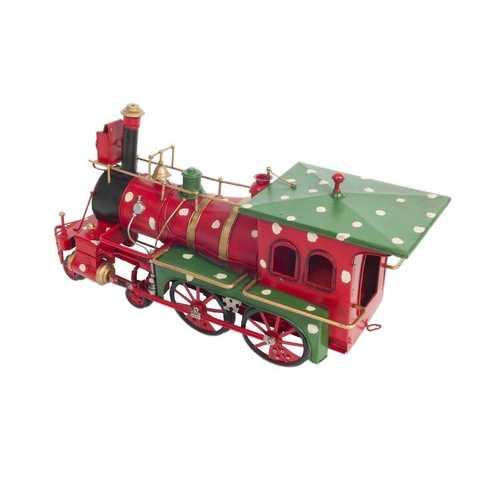 Handmade Christmas Train Model 5