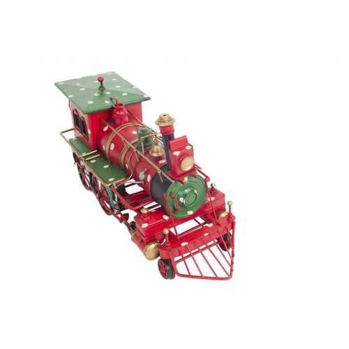 Handmade Christmas Train Model 7