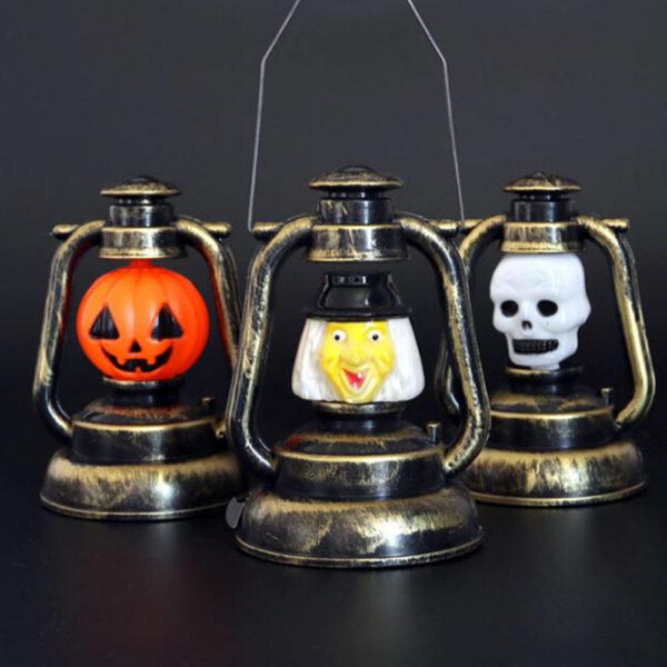 Halloween Sounding Glowing Lantern 3