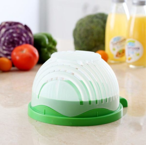 Creative Salad Cutter / Fruit and Vegetable Cutter 2