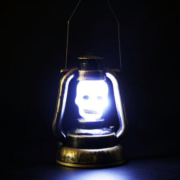 Halloween Sounding Glowing Lantern 12