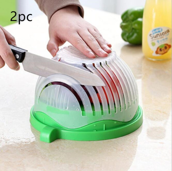 Creative Salad Cutter / Fruit and Vegetable Cutter 8