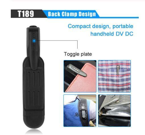 Portable Video Recorder Pen 4