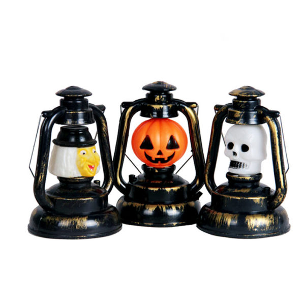 Halloween Sounding Glowing Lantern 1