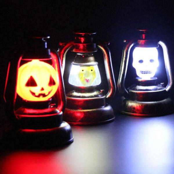Halloween Sounding Glowing Lantern 7