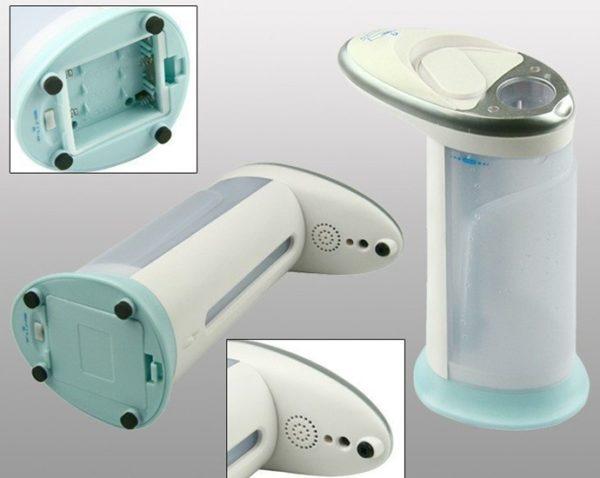 400Ml Automatic Liquid Soap Dispenser 7