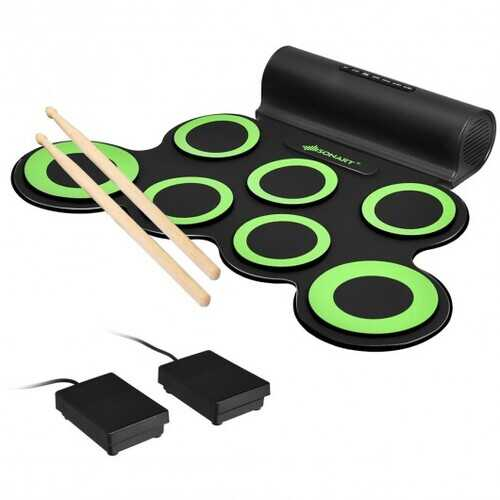 Electronic Roll Up Pads