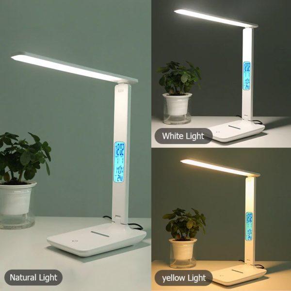Modern Led Office Desk Lamp-7