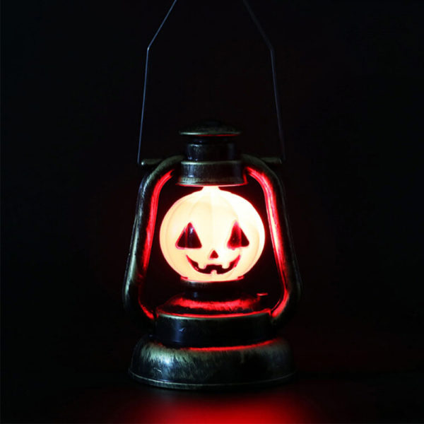 Halloween Sounding Glowing Lantern 11