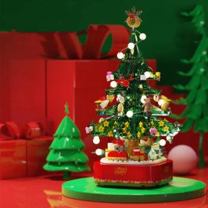 Christmas Tree - Building Blocks