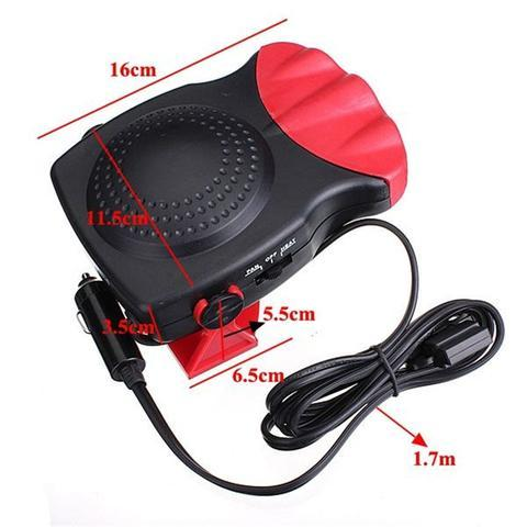 Portable Windshield Defroster 1
