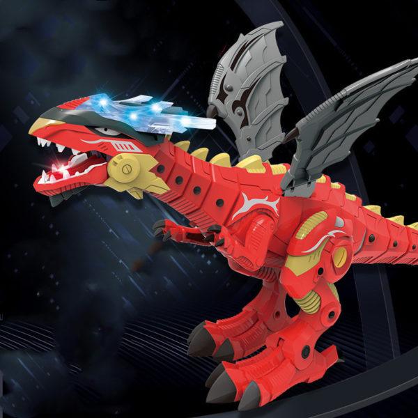 Walking Fire Dragon 4