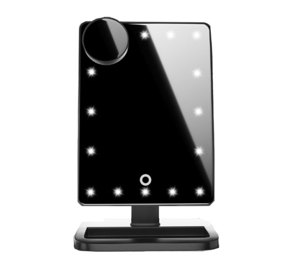 LED Touch Screen Makeup Mirror 2