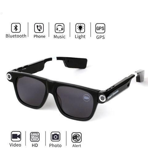 Panaromic Camera Smart Glasses