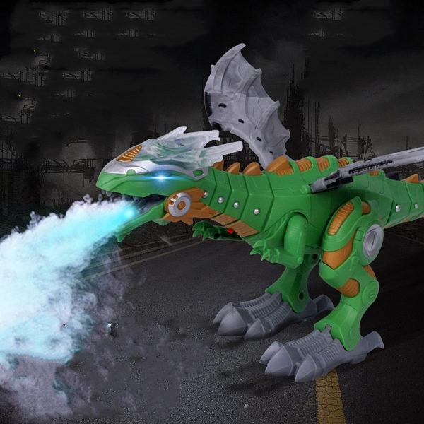 Walking Fire Dragon 2