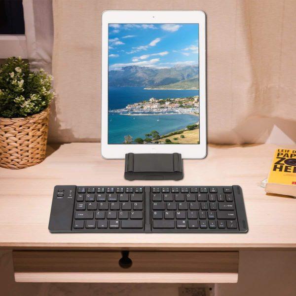 Foldable Mini Bluetooth Keyboard