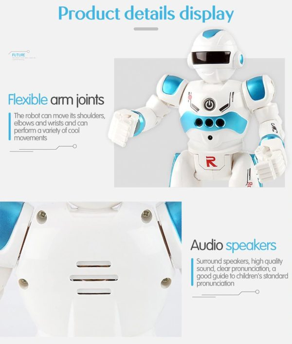 Children's Smart Remote Control Robot - 10