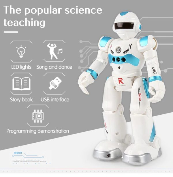 Children's Smart Remote Control Robot - 4