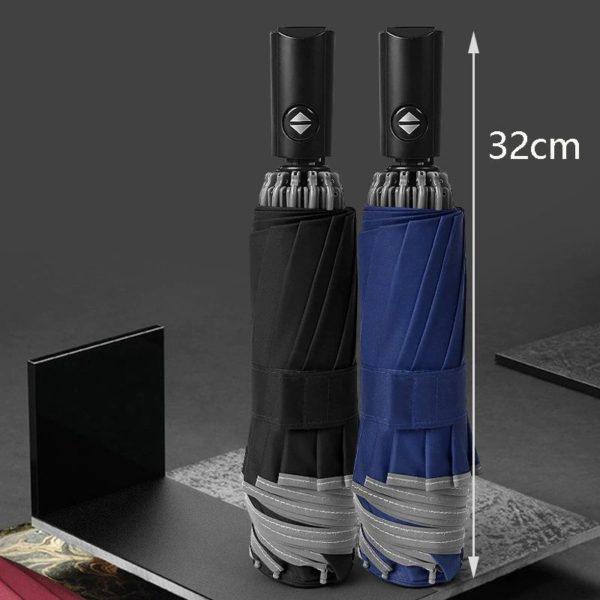 Inverse LED Umbrella - Height