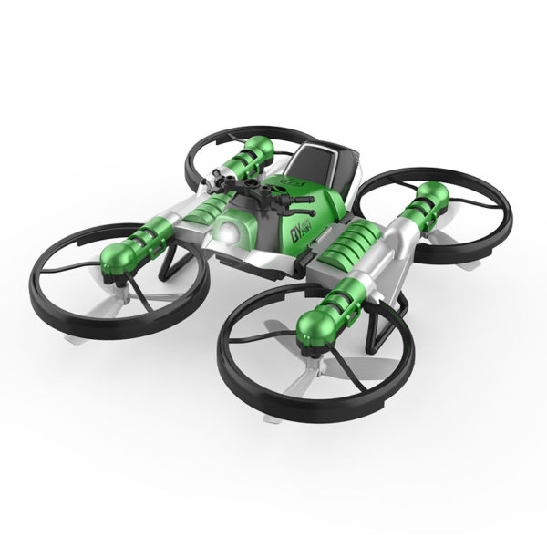 2 in 1 Transformer Drone - Quadcopter-Motorcycle Drone 5