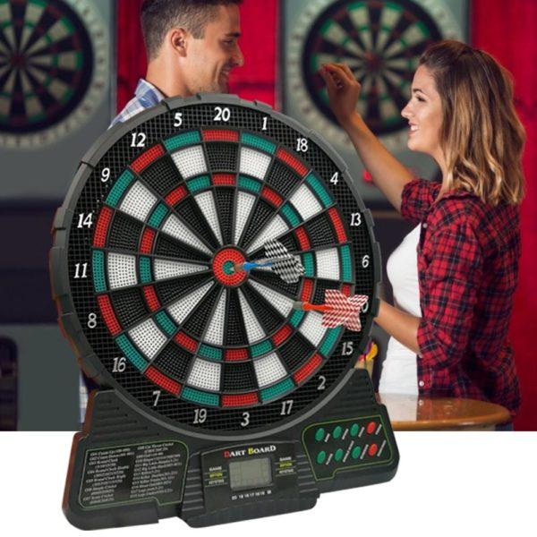 Electronic Dartboard With Automatic Scoring - 3