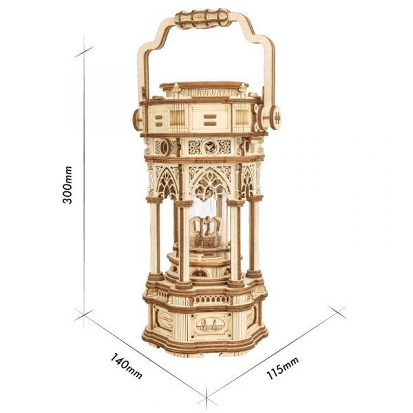 DIY Music Box - Model Building Kit 5